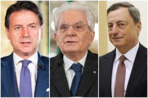 Perché Mattarella ha scaricato Giuseppe Conte e scelto Mario Draghi