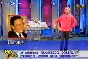"""""""È un vile affarista, svenderebbe l'Italia"""", cosa pensava Cossiga di Draghi"""