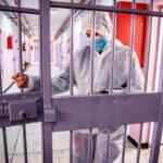 Allarme carceri, un terzo degli agenti non è vaccinato
