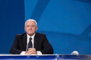 Persa Italvolt, De Luca faccia in modo che Verkor investa in Campania