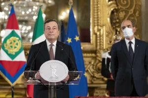 Governo Draghi, tecnici nei posti chiave: FI e M5S buoni ministeri, ai renziani restano le briciole