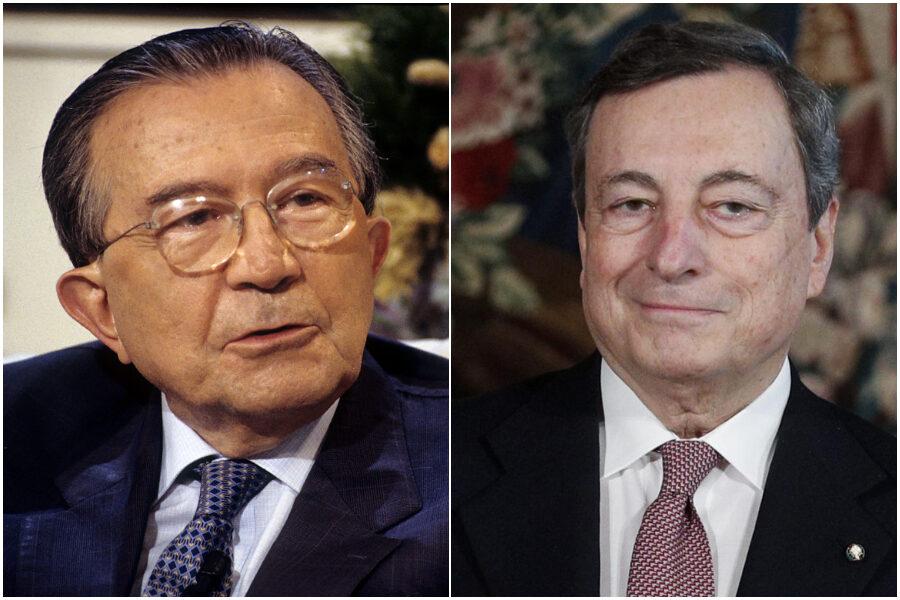 Draghi non è come Andreotti: l'unità nazionale si basava sui partiti, oggi sul loro fallimento