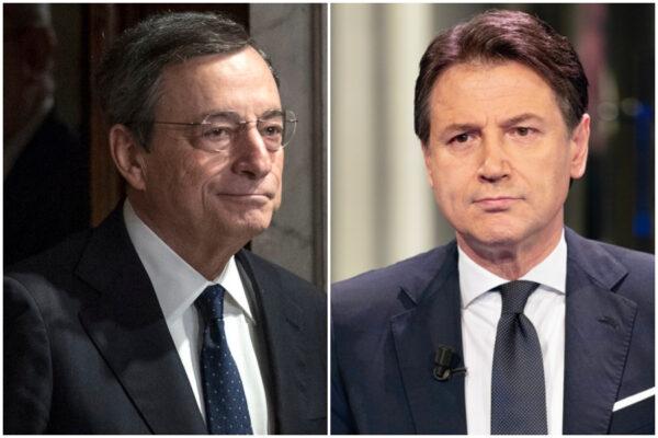 Popolarità dei leader politici, dietro Draghi tiene Conte (nonostante gli sfottò…)