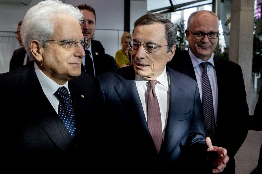 Governo Draghi, quale maggioranza per l'ex presidente Bce: i numeri in bilico