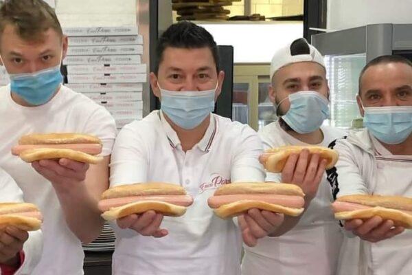"""""""Napoli capitale dell'hot dog"""", l'ironica risposta di Errico Porzio a Chicago """"capitale della pizza"""""""