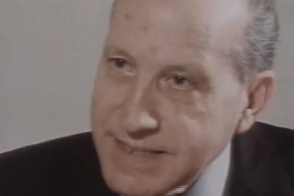 Il mistero di Federico Caffè, il maestro di Draghi scomparso nel nulla e mai ritrovato