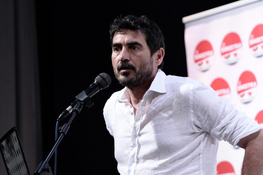 """""""Si al confronto con Draghi ma no a Salvini"""", parla Nicola Fratoianni"""