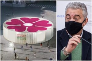 Gazebo e mascherine inutili: gli sprechi (milionari) di Arcuri, che ora dovrà risponderne davanti a Draghi