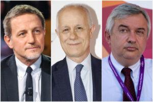 La giravolta dei giornaloni: Corriere, Repubblica e Stampa scaricano Conte e diventano zerbini di Draghi