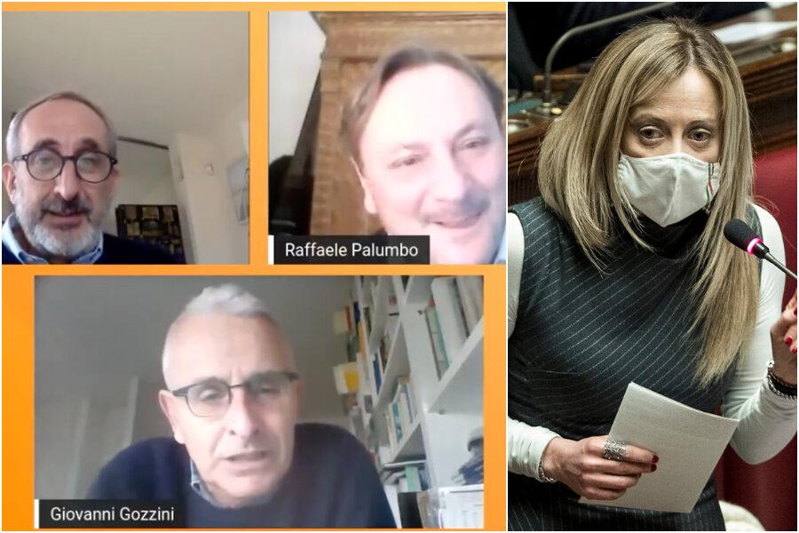 Insulti a Meloni, Gozzini sospeso dall'Università e niente stipendio per tre mesi