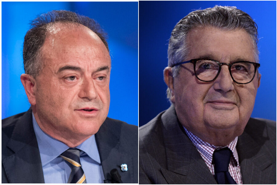De Benedetti si allinea a Gratteri: 'sguinzaglia' Nuzzi e Fierro a sostegno del procuratore capo di Catanzaro