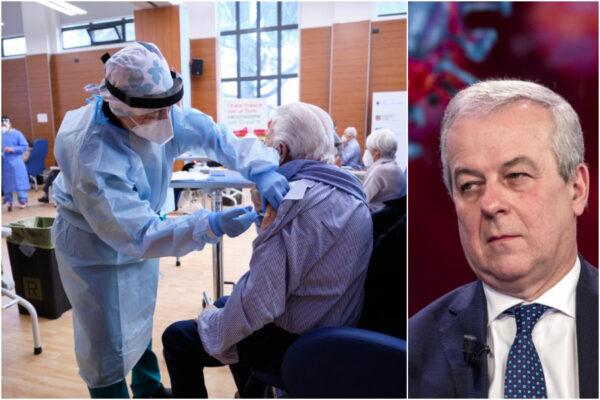 """""""Entro fine marzo all'Italia 13 milionidi dosi di vaccino"""", Locatelli assicura sul piano anti-Covid"""
