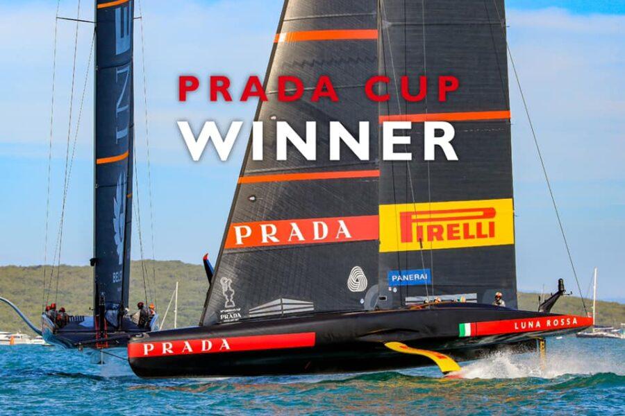 Luna Rossa trionfa nella Prada Cup contro Ineos: terza italiana a conquistare la finale di Coppa America