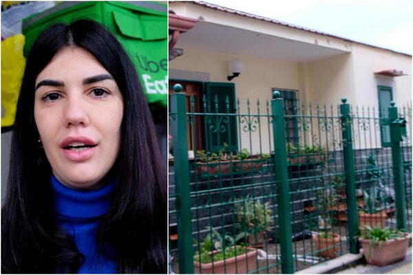 """Palazzina in abbattimento, la piccola Valeria lancia l'appello alla Pm: """"Non buttarla giù, è la nostra casa"""""""