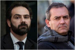 """De Magistris contro Maresca: """"Basta fare un po' il candidato e un po' il magistrato"""""""