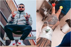 Come sta Niko Pandetta, il neomelodico vittima di un incidente stradale