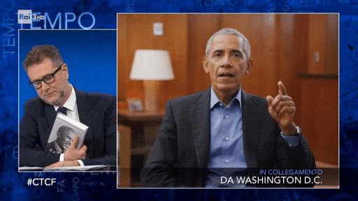"""Obama e il suo rimpianto da Presidente: """"La guerra in Siria mi spezza il cuore"""""""