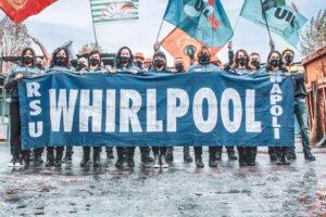 Caos Whirlpool: Giorgetti faccia rispettare l'intesa