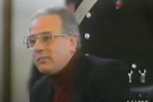 Cutolo morto al 41bis che secondo l'antimafia va inasprito, abbiate il coraggio di fucilare i condannati!