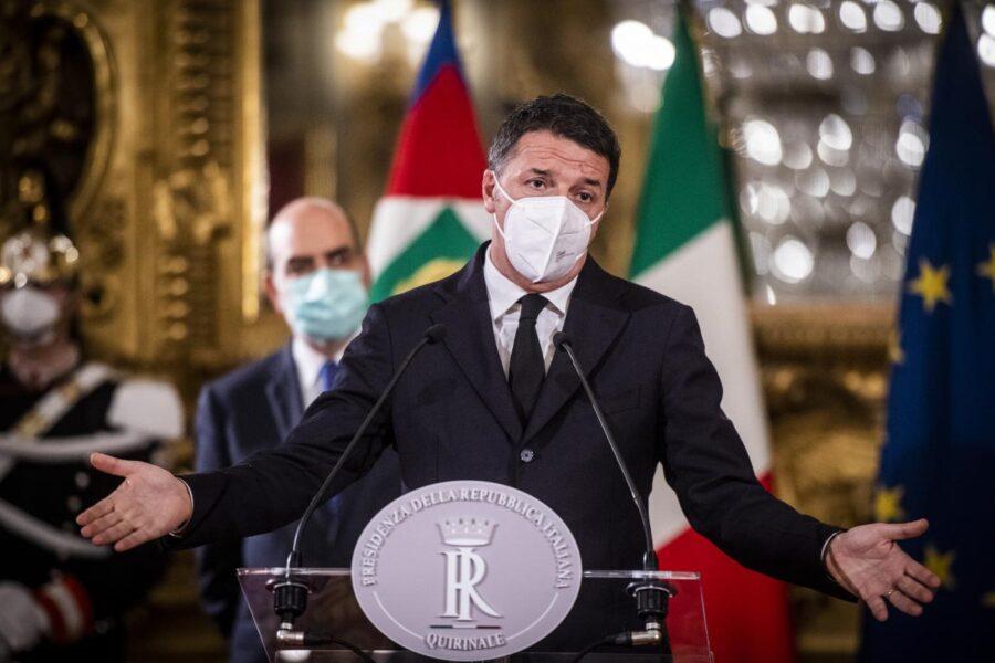 Il governo Draghi è un capolavoro di Matteo Renzi, il Re del 2%