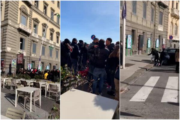 """Martedì grasso con rissa a Napoli: """"Stato assente, clienti scappano e ristoranti falliscono…"""""""