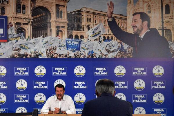 Non è una svolta europeista: Salvini ha fallito e si è sottomesso al Nord