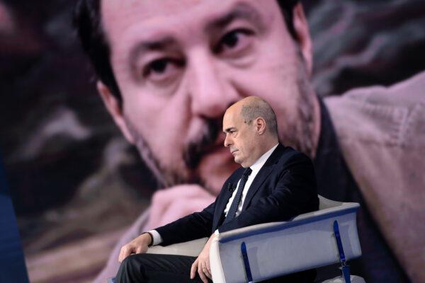 Salvini non è più cattivo, Zingaretti dica chi è il Pd