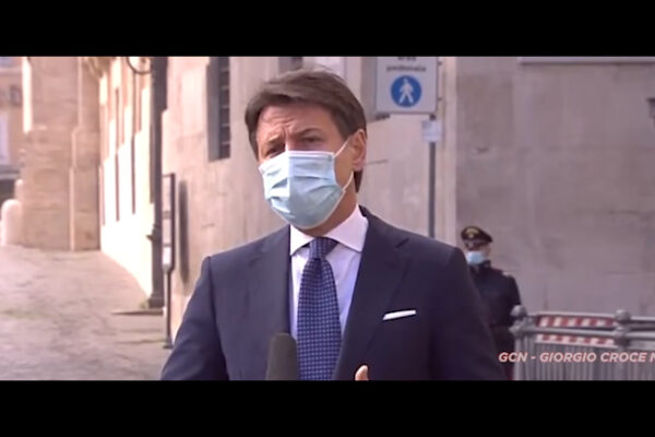 Governo Conte: Endgame, la parodia sulla crisi di Giorgio Croce Nanni