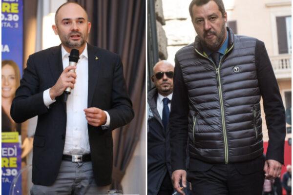 """Chi è Gianluca Vinci, il leghista passato a Fratelli d'Italia che ha votato """"no"""" a Draghi"""
