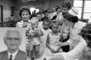 """Albert Sabin, l'inventore del vaccino anti-polio che rinunciò al brevetto: """"Lo dono ai bimbi del mondo"""""""
