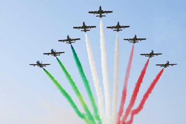 Storia delle Frecce Tricolori, compie 60 anni la pattuglia acrobatica nazionale