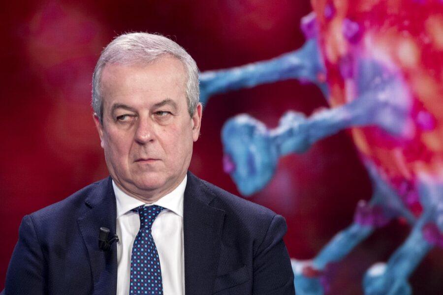 Smembrato il Cts, Franco Locatelli coordinatore del nuovo Comitato