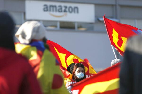 Amazon più ricca, lavoratori più sfruttati: viva lo sciopero!
