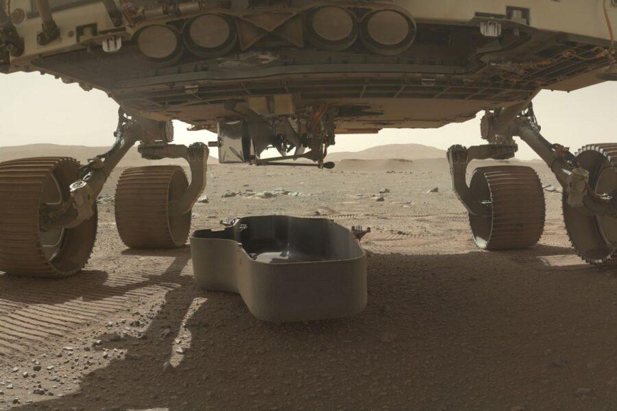 Marte, l'elicottero Ingenuity volerà nei cieli del pianeta rosso