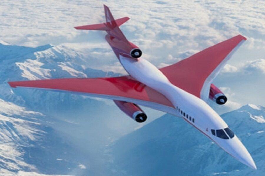 Ecco Aerion AS3, il nuovo aereo supersonico che va a quasi 5mila chilometri orari