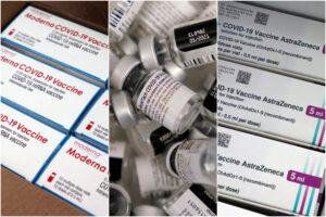 Quali sono le differenze tra i vaccini Pfizer, Astra Zeneca e Moderna: efficacia, effetti collaterali e richiamo