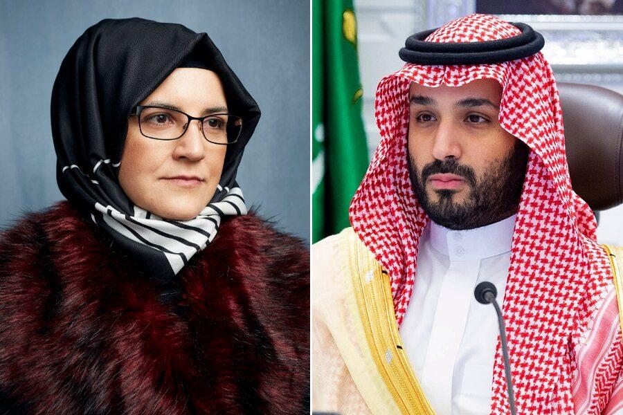 """La fidanzata di Khashoggi all'attacco del principe saudita: """"Mohammed Bin Salman va punito immediatamente"""""""