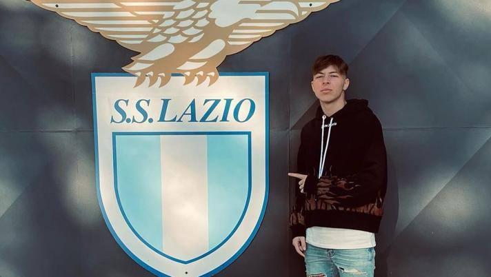 Tragedia a Roma, Daniel Guerini talento 19enne della Lazio muore in incidente stradale