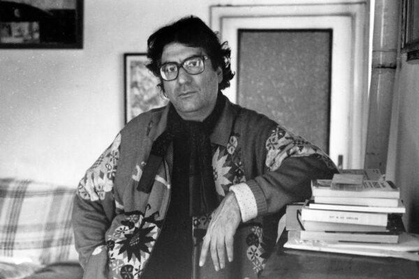 Dario Bellezza, 25 anni fa moriva il poeta amico di Pasolini