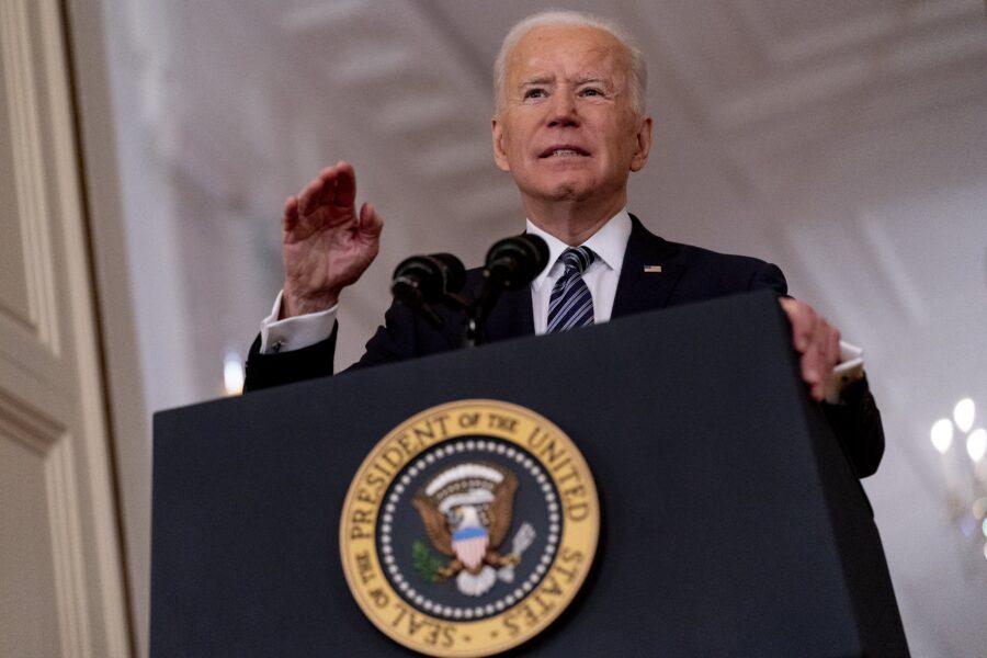 """Usa, Biden indica la deadline: """"Il 4 luglio sarà il Giorno dell'Indipendenza dal coronavirus"""""""