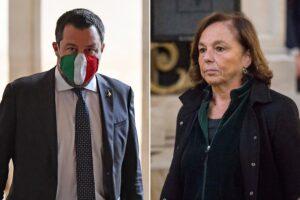 Lamorgese peggio di Salvini, il Pd scelga: Travaglio o accoglienza?