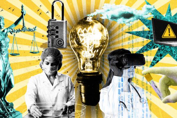 Brevetti scientifici, diritto d'autore e fake news: tutto ciò che c'è da sapere in un talk online