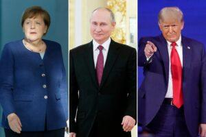 Sondaggio sui leader stranieri: è Angela Merkel la preferita degli italiani, tonfo per Donald Trump