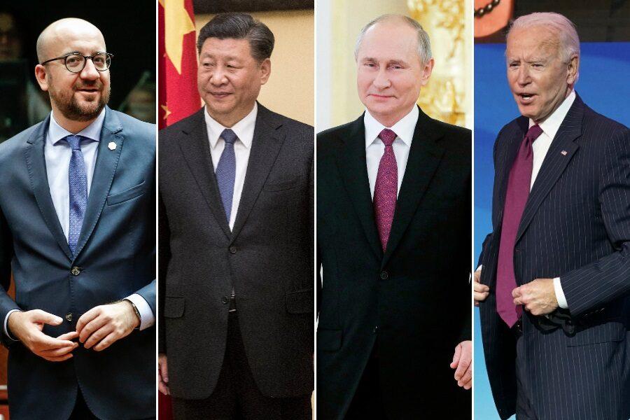 """Russia e Cina, sanzioni incrociate e tensione alle stelle con Usa e Ue: """"Schieramenti da Guerra Fredda"""""""