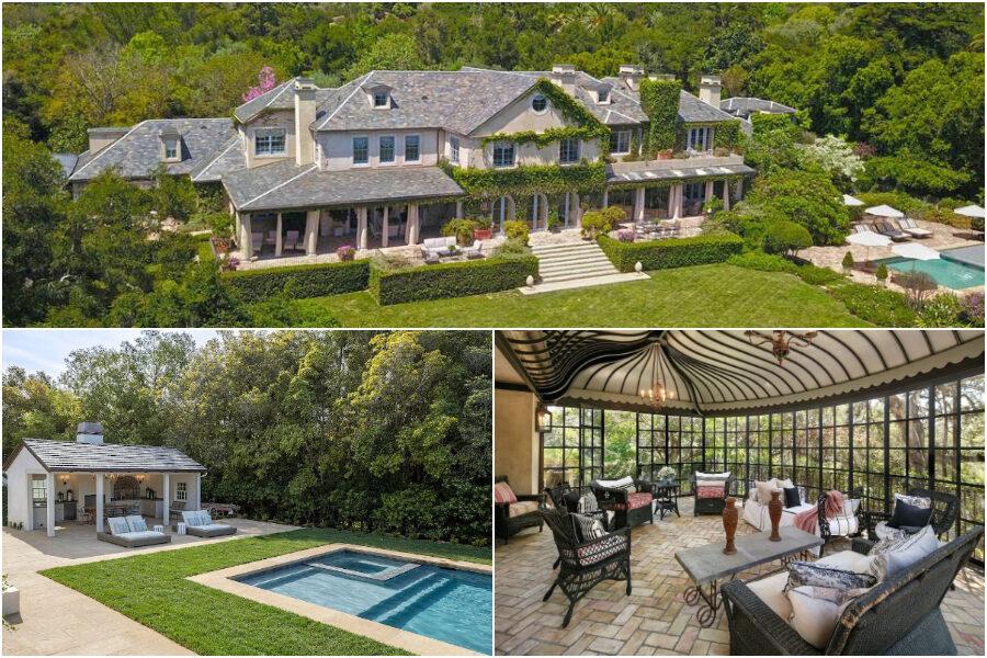 Rob Lowe vende casa, il vicino di casa di Harry e Meghan chiede 22 milioni di dollari