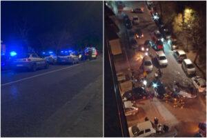 Napoli, folla e sangue nel weekend: 12enne travolta a Posillipo mentre attraversa