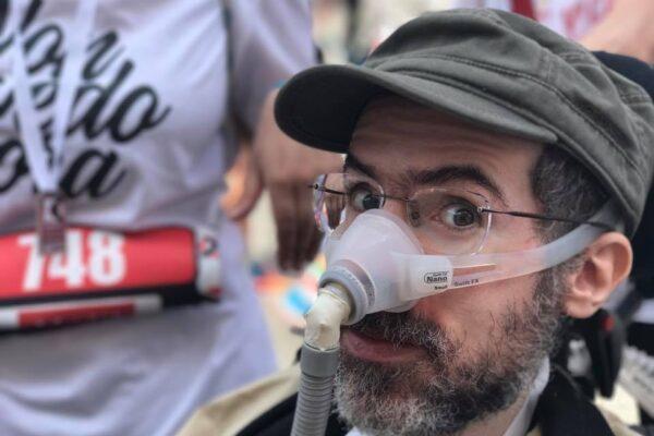 """""""Se fossi uno scatolone avrei scritto sopra 'fragile'"""", la pandemia per Nicolò Cafagna ancora in attesa di vaccino"""