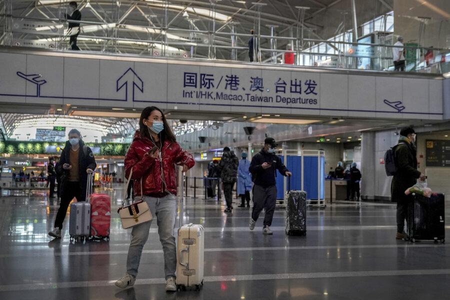 Passaporto vaccinale, la Cina dà il via libera: è il primo Paese al mondo a consentire i viaggi