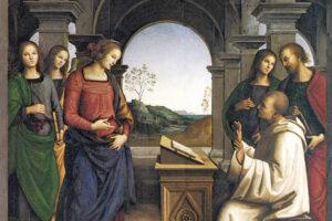 La Maria di Dante è speranza per l'umanità ferita dal Covid