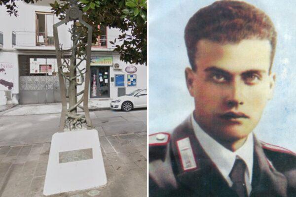 """Giovani rubano monumento a Salvo D'Acquisto: """"Volevamo scioglierlo per comprare droga"""""""
